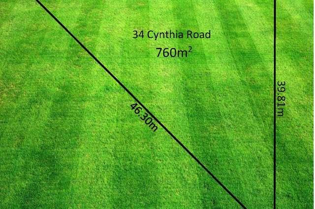 34 Cynthia Road
