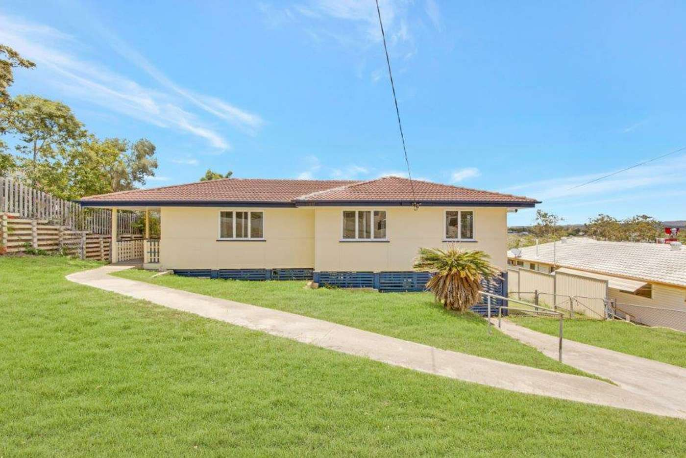 Main view of Homely house listing, 25 Hunter Street, West Gladstone QLD 4680