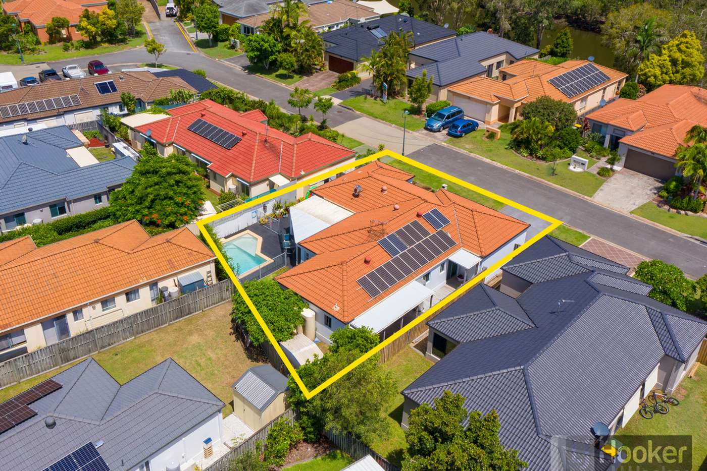 Main view of Homely house listing, 46 The Estuary, Coombabah QLD 4216