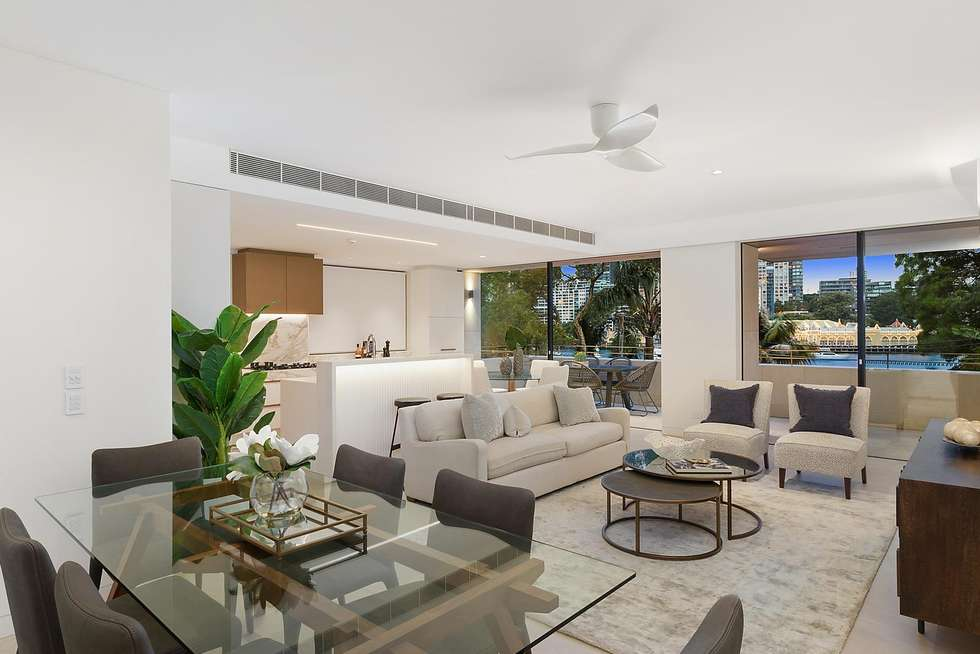 Fourth view of Homely apartment listing, 101/3 East Crescent Street, Mcmahons Point NSW 2060
