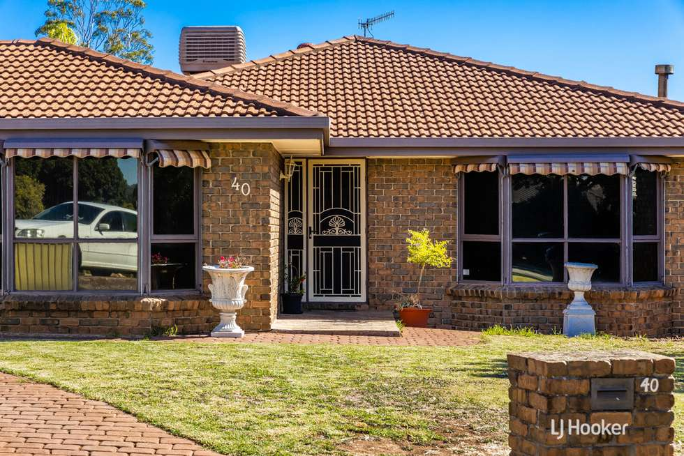 Second view of Homely house listing, 40 Megunya Crescent, Craigmore SA 5114