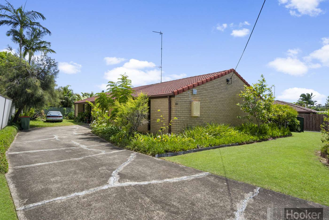 Main view of Homely semiDetached listing, 1/283 Government Road, Labrador QLD 4215