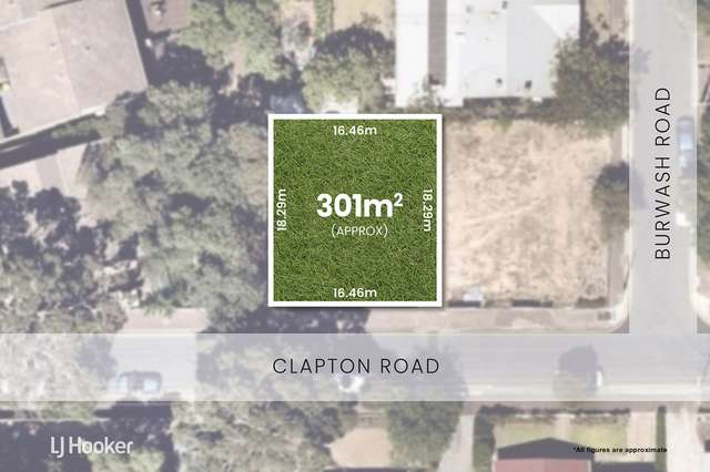 4 Clapton Road
