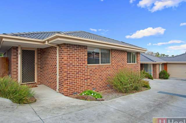 2/20 Tulip Crescent, Boronia VIC 3155