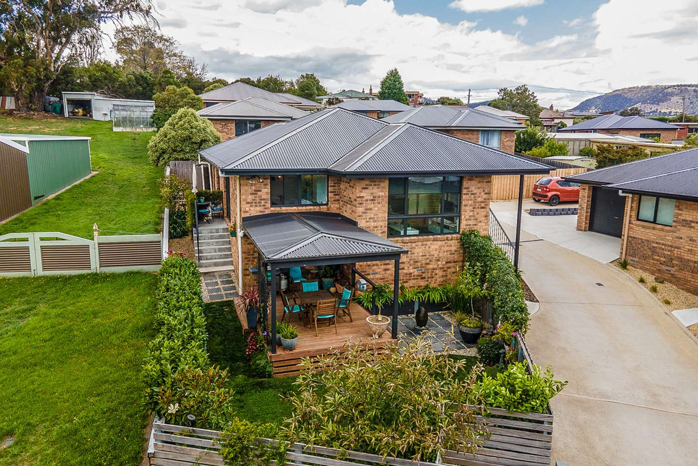 Main view of Homely unit listing, 1/3 Willow Walk, Austins Ferry TAS 7011