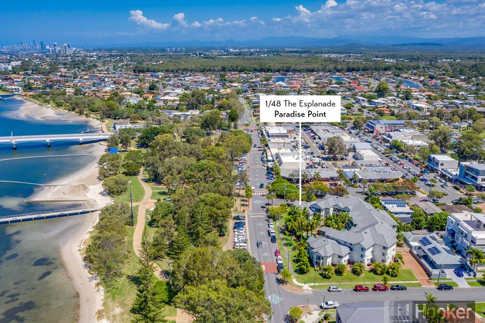 Third view of Homely apartment listing, 1/48 The Esplanade, Paradise Point QLD 4216