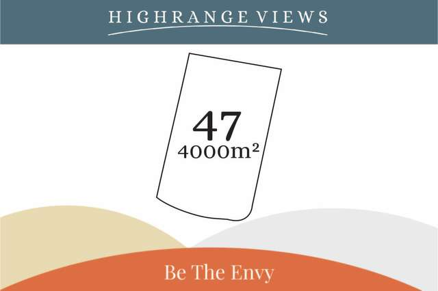 Lot 47/ Escarpment Avenue, Cabarlah QLD 4352