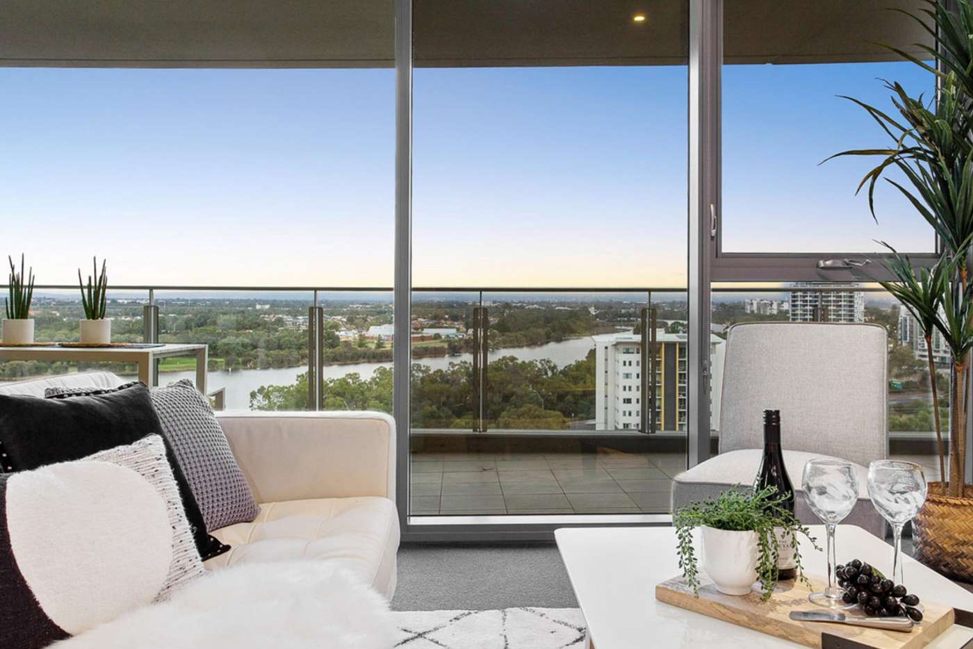 Main view of Homely apartment listing, 1307/96 Bow River Crescent, Burswood WA 6100