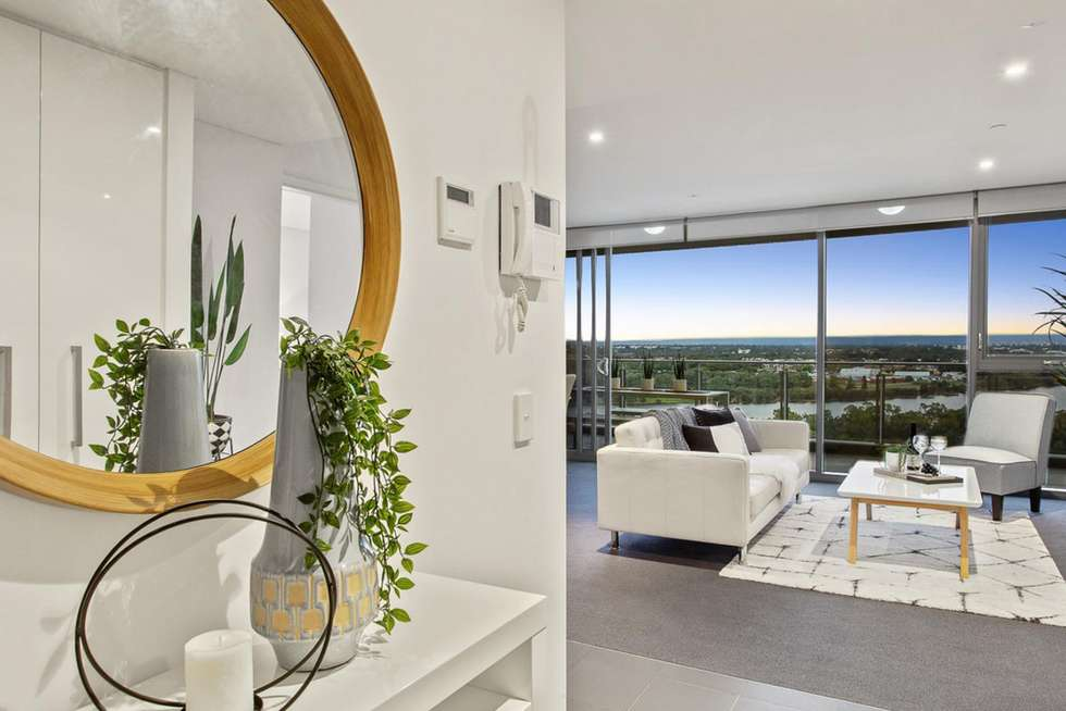 Second view of Homely apartment listing, 1307/96 Bow River Crescent, Burswood WA 6100