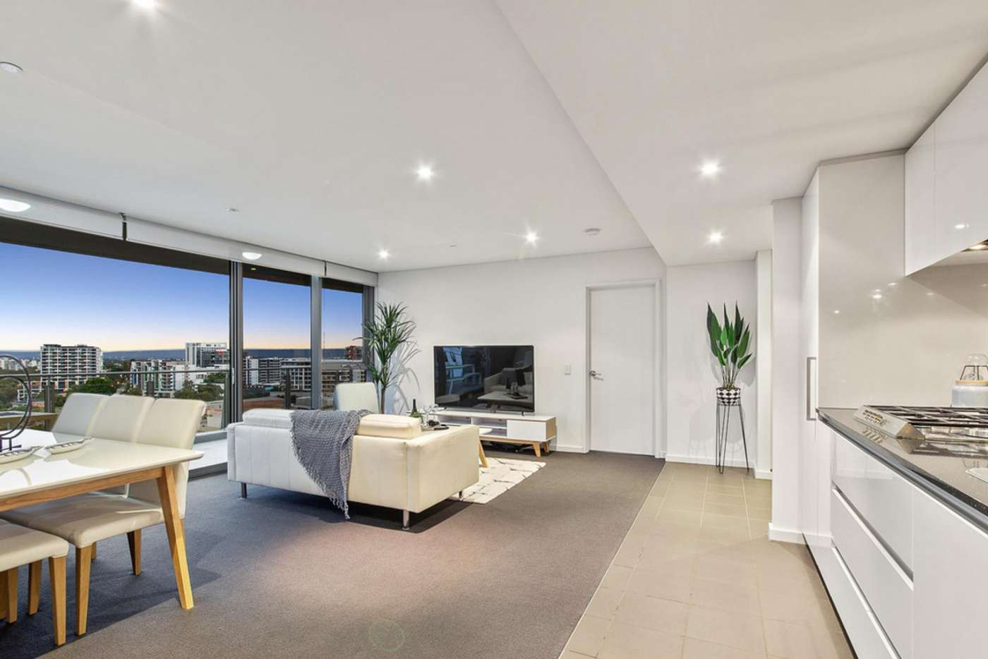 Fifth view of Homely apartment listing, 1307/96 Bow River Crescent, Burswood WA 6100