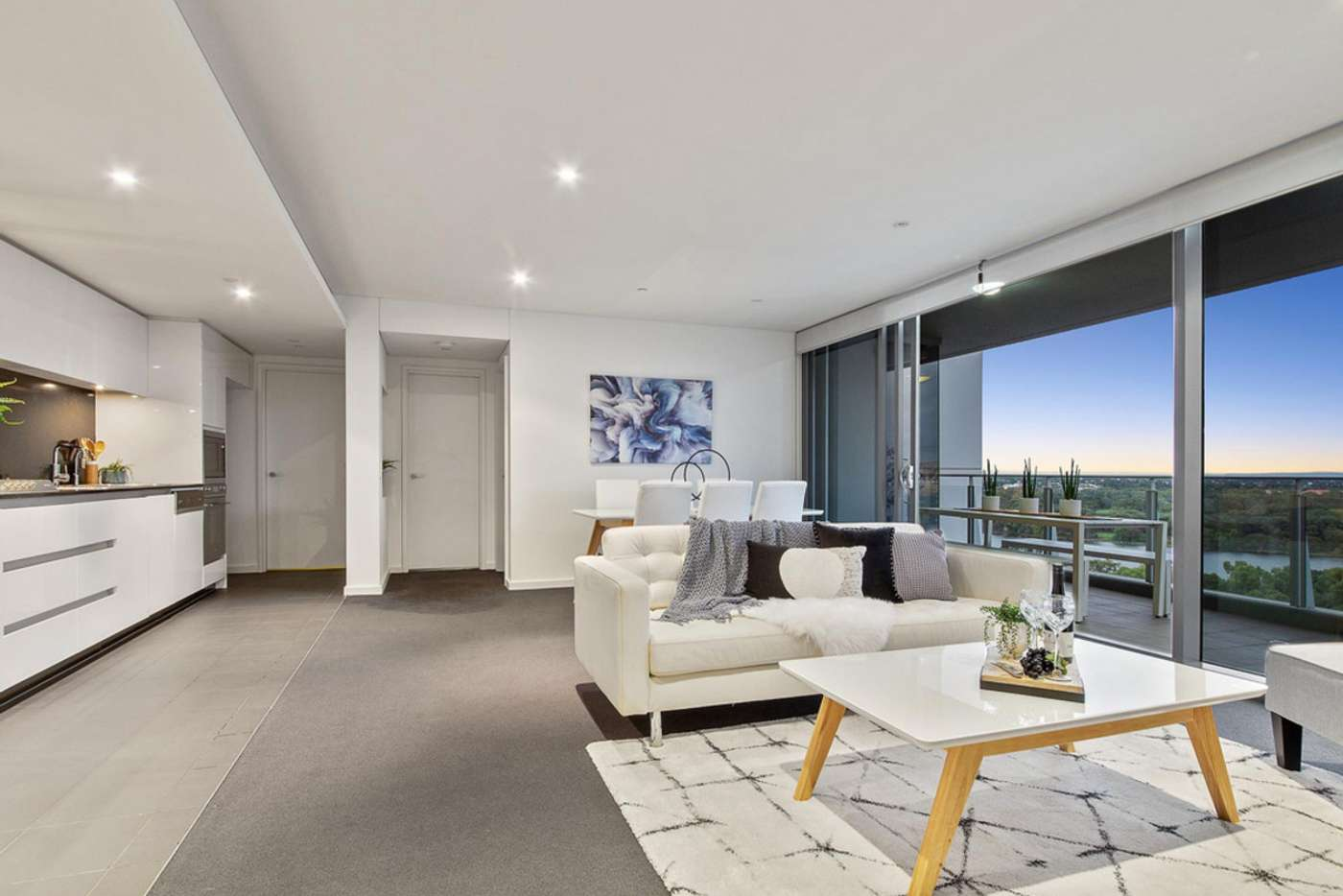 Sixth view of Homely apartment listing, 1307/96 Bow River Crescent, Burswood WA 6100