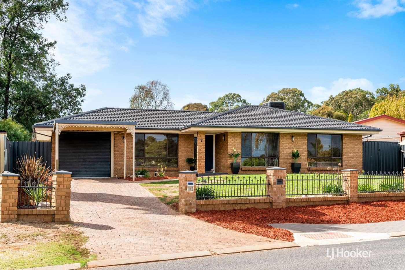 Main view of Homely house listing, 2 Menka Street, Hillbank SA 5112