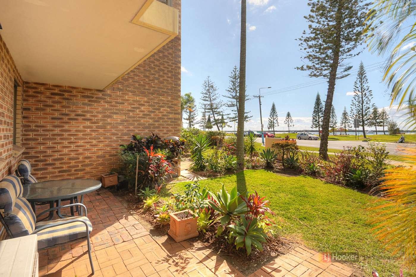 Main view of Homely unit listing, 10/490 Marine Parade, Biggera Waters QLD 4216