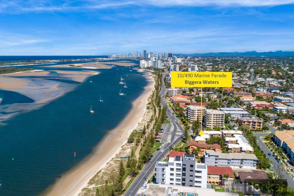 Fifth view of Homely unit listing, 10/490 Marine Parade, Biggera Waters QLD 4216