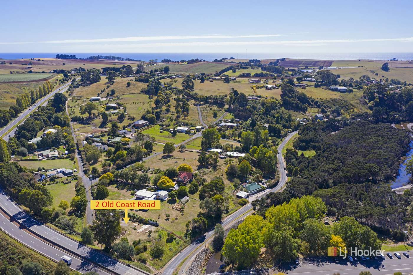 Main view of Homely residentialLand listing, 2 Old Coast Road, Don TAS 7310