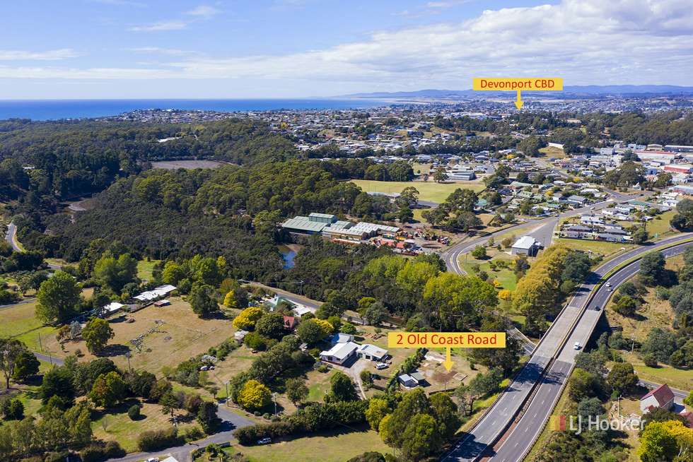 Second view of Homely residentialLand listing, 2 Old Coast Road, Don TAS 7310
