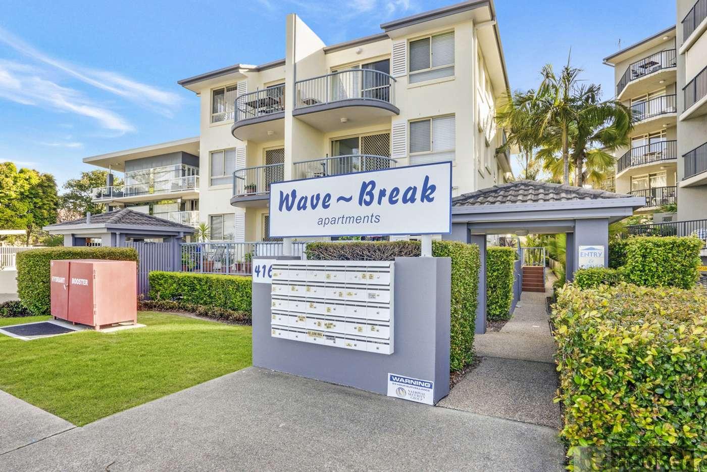 Main view of Homely apartment listing, 7/416 Marine Parade, Biggera Waters QLD 4216