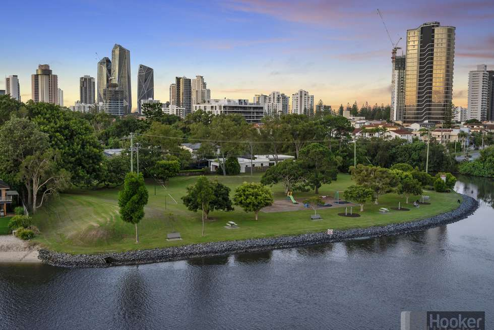 Second view of Homely apartment listing, 1510/33 T E Peters Drive, Broadbeach QLD 4218