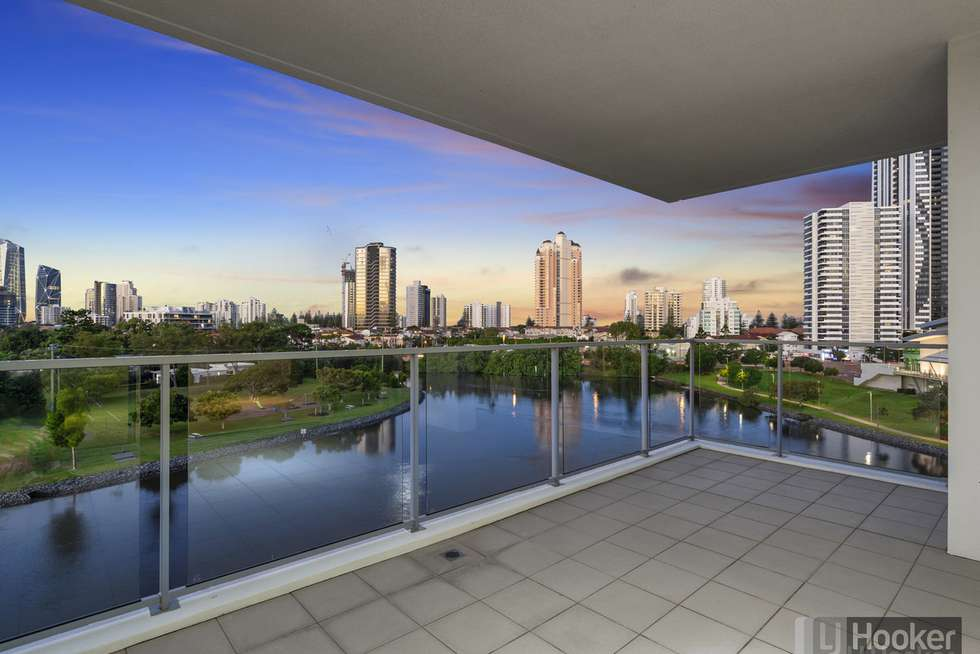 Third view of Homely apartment listing, 1510/33 T E Peters Drive, Broadbeach QLD 4218