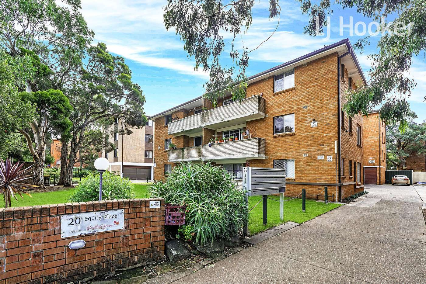 Main view of Homely unit listing, 17/20 Equity Place, Canley Vale NSW 2166