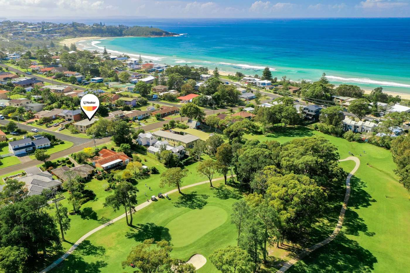 Main view of Homely house listing, 64 Clyde Street, Mollymook NSW 2539
