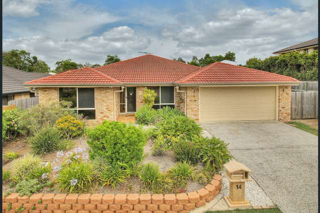 14 Desoto Place, Forest Lake QLD 4078