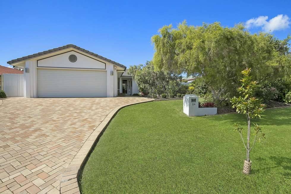Second view of Homely house listing, 24 Paige Court, Wellington Point QLD 4160