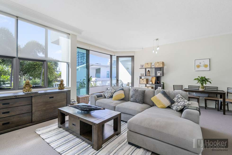 Second view of Homely unit listing, P11/28 Bayview Street, Runaway Bay QLD 4216