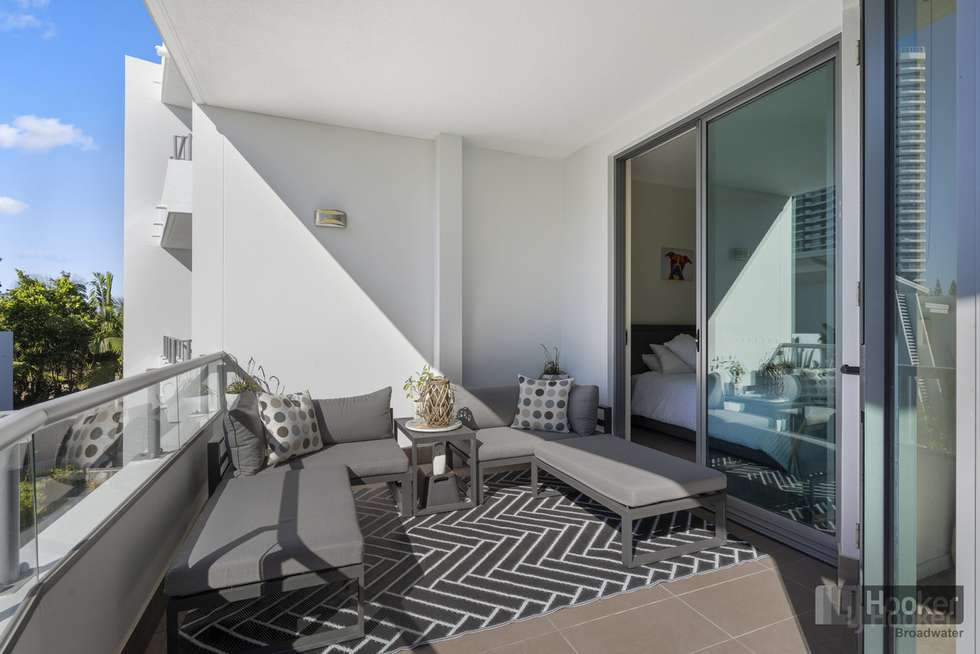 Third view of Homely unit listing, P11/28 Bayview Street, Runaway Bay QLD 4216