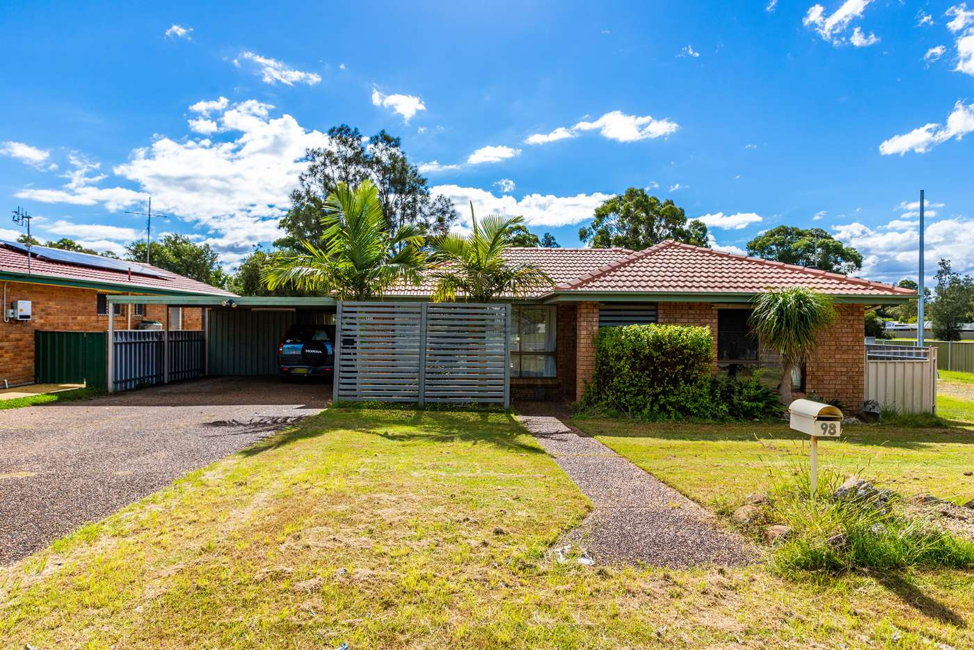 Main view of Homely house listing, 98 Benjamin Lee Drive, Raymond Terrace NSW 2324