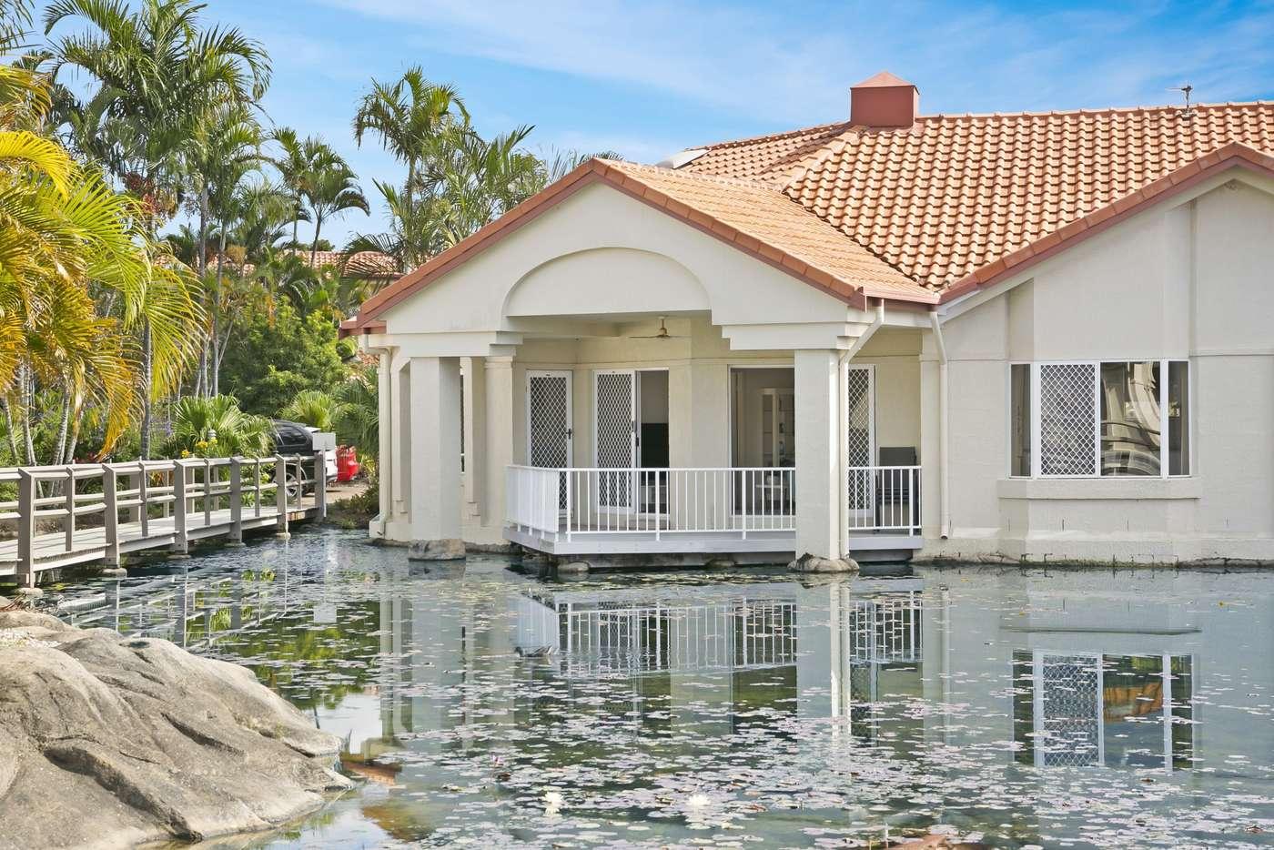 Main view of Homely unit listing, 41/24 Ron Penhaligon Way, Robina QLD 4226