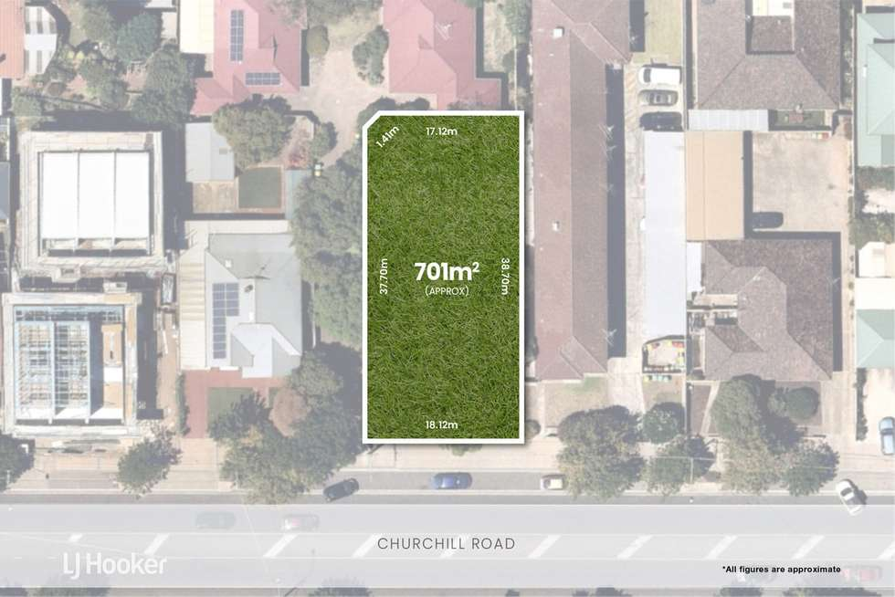 Second view of Homely house listing, 77 Churchill Road, Prospect SA 5082