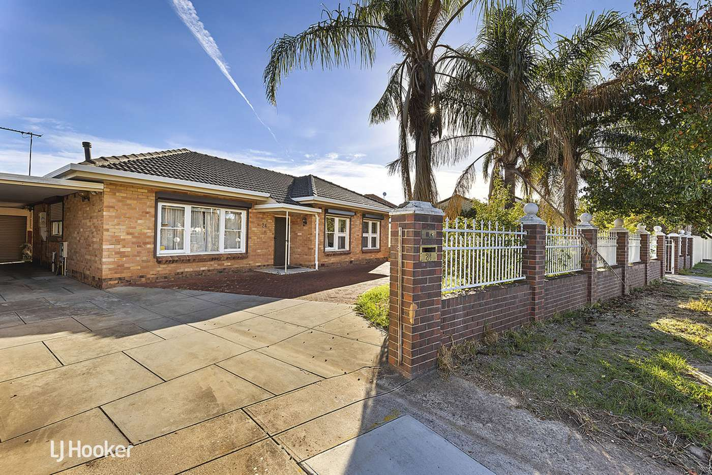 Main view of Homely house listing, 24 Sare Street, Hectorville SA 5073