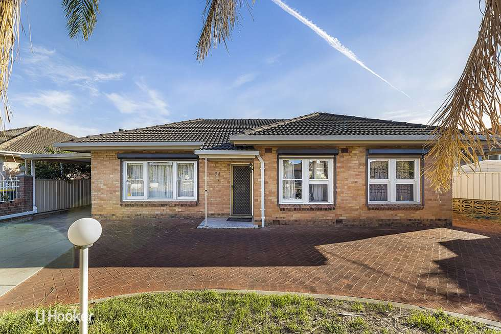Second view of Homely house listing, 24 Sare Street, Hectorville SA 5073