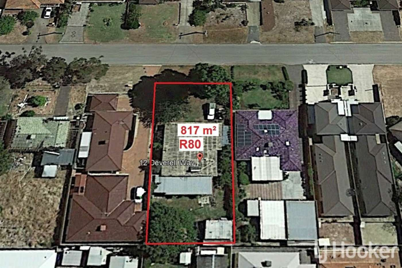 Main view of Homely house listing, 12 Deverell Way, Bentley WA 6102