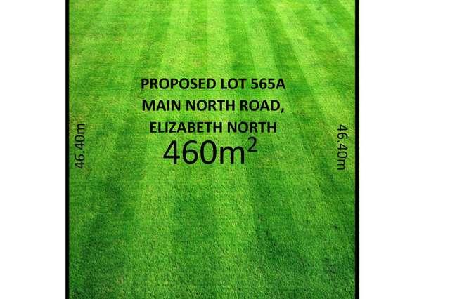 Lot 565A/ Main North Road, Elizabeth North SA 5113