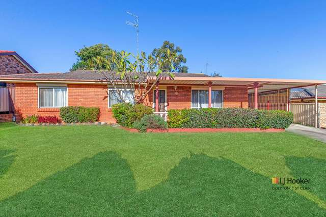 6 BANKS Drive, St Clair NSW 2759