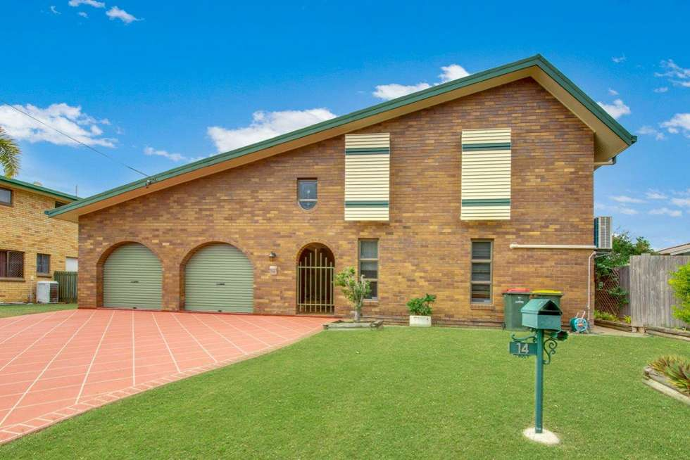 Second view of Homely house listing, 14 Grevillea Crescent, Kin Kora QLD 4680