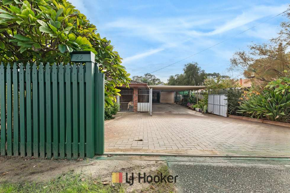 Second view of Homely house listing, 25 Germain Way, Lockridge WA 6054