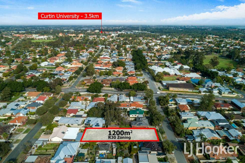 Third view of Homely residentialLand listing, 32 Camberwell Street, East Victoria Park WA 6101