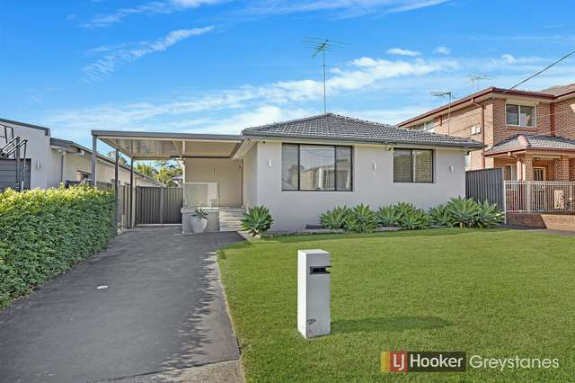 14 HACKNEY STREET, Greystanes NSW 2145