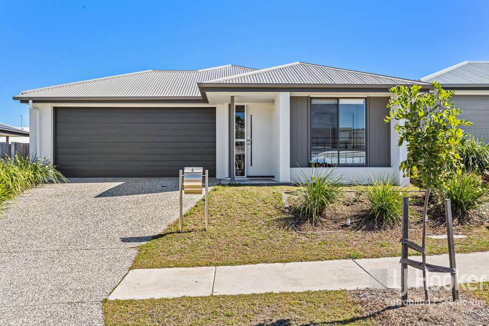 Second view of Homely house listing, 4 Flint Street, Yarrabilba QLD 4207