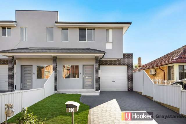 63 CLYDE STREET, Guildford NSW 2161