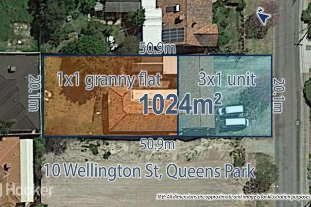 10 Wellington Street, Queens Park WA 6107