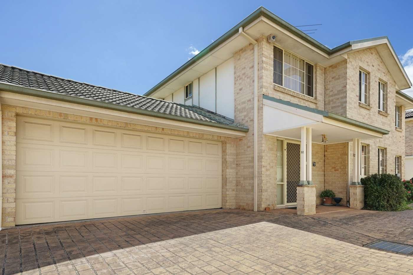 Main view of Homely house listing, 32 Verbena Avenue, Casula NSW 2170