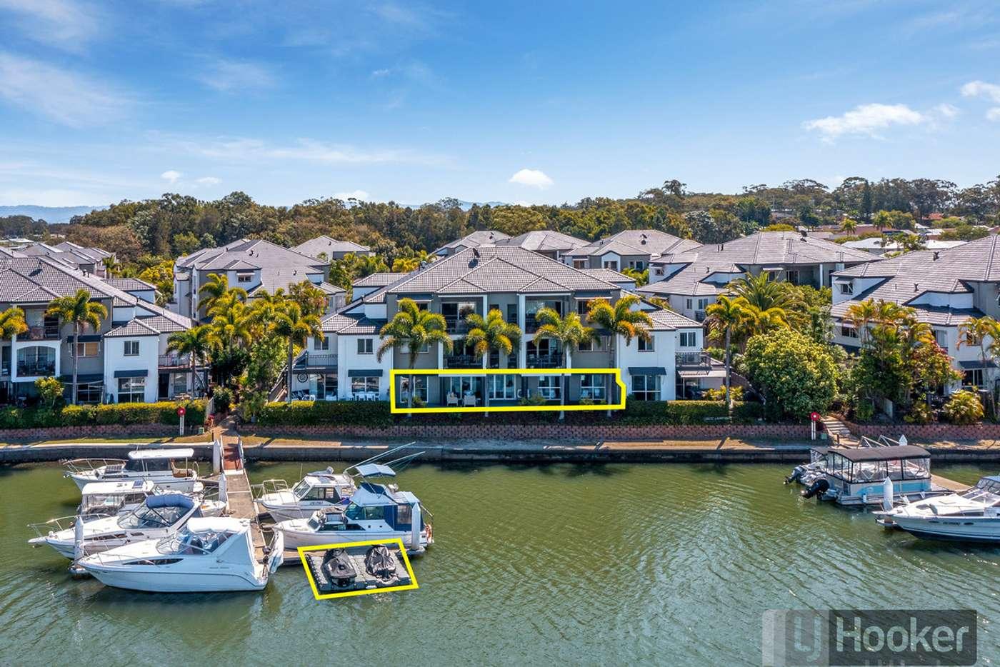Main view of Homely unit listing, 23/82-86 Limetree Parade, Runaway Bay QLD 4216