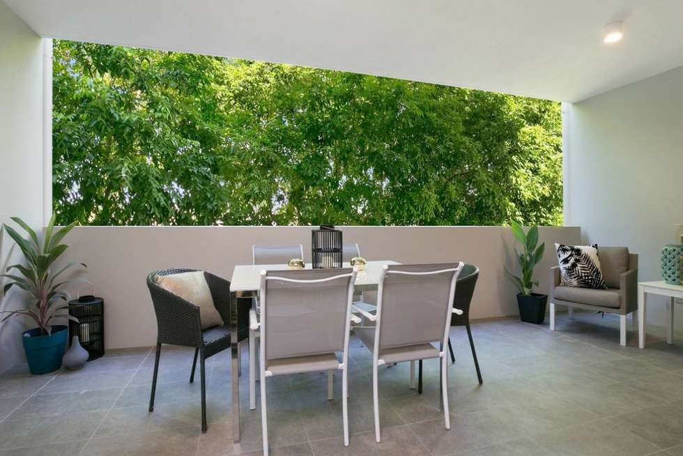 Second view of Homely unit listing, 105/27 Ekibin Road, Annerley QLD 4103