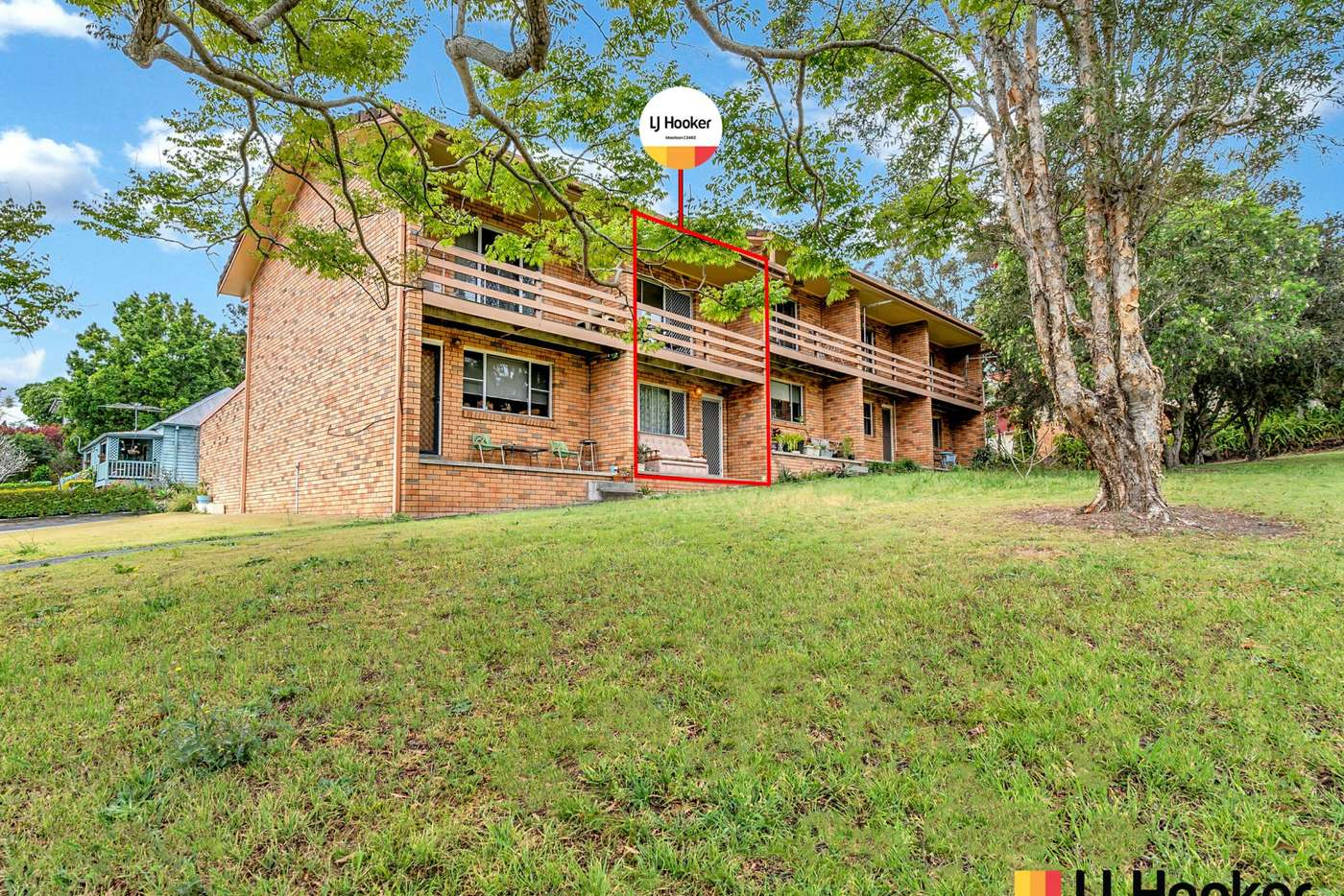 Main view of Homely flat listing, 2/31 Grafton Street, Maclean NSW 2463