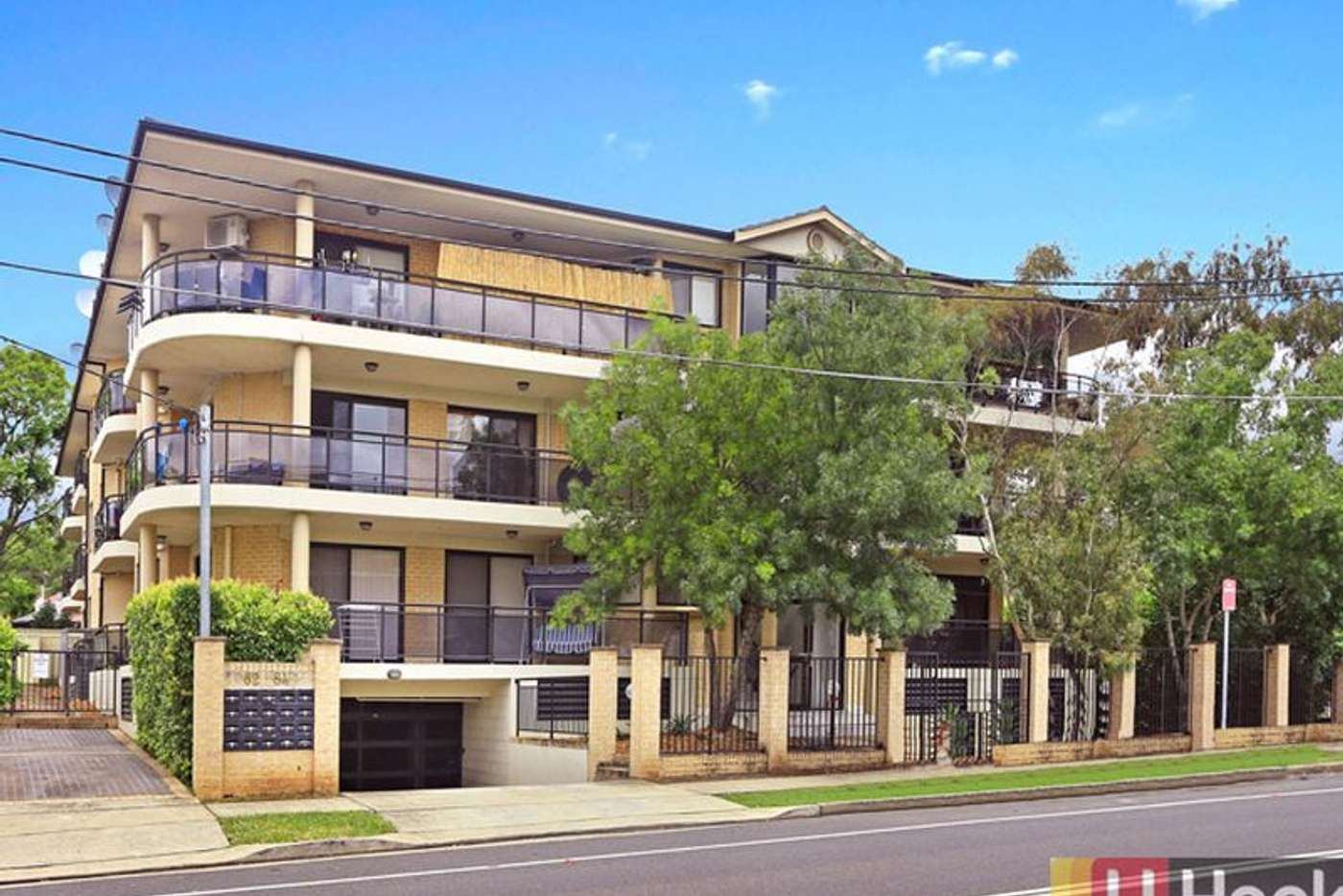 Main view of Homely apartment listing, 3/82-84 Beaconsfield St, Silverwater NSW 2128