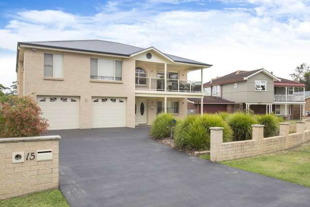 15 Carroll Avenue, Lake Conjola NSW 2539